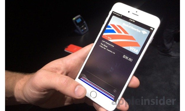 Apple Pay w Europie