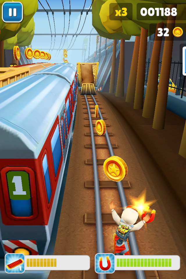 subway surfers ios iphone ipad ipod touch