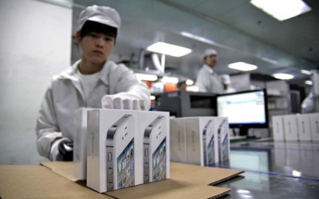 iPhone 5 - Foxconn