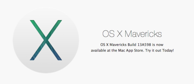 OS X Mavericks - Developer Preview