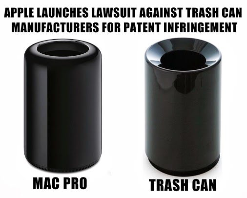 Mac Pro - Trash Can