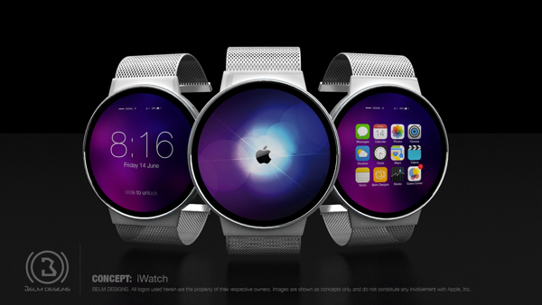 iWatch - Mark Bell