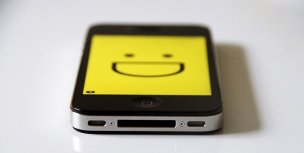 Happy iPhone