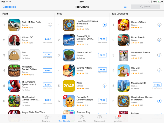 App Store – In-App Purchase