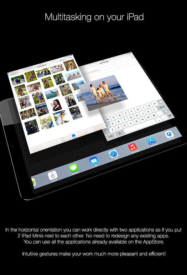 iPad Pro – koncept by Ramotion Inc.
