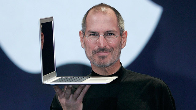 Steve Jobs - MacBook