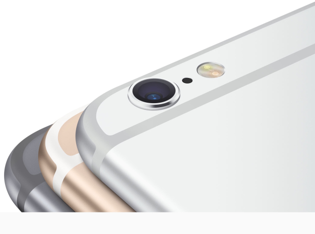 iPhone 6 all colours