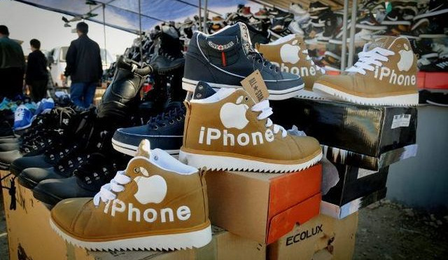 iPhone-shoes