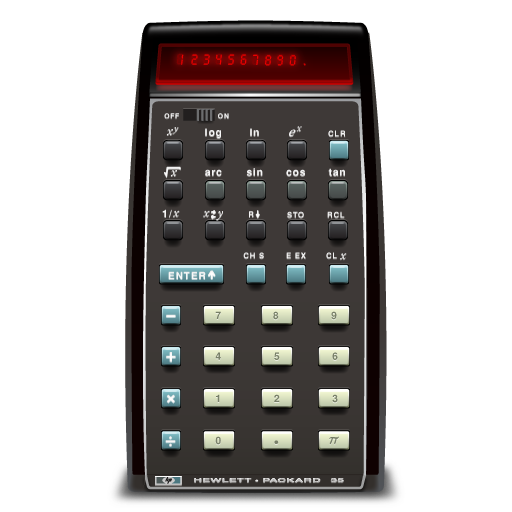 Steve-Wozniak-HP-35-Calculator