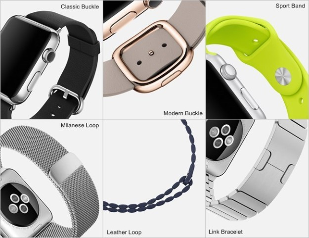 Apple-Watch-Interchangeable-Band-Options