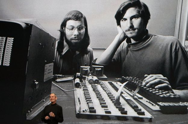 Steve Wozniak i Steve Jobs