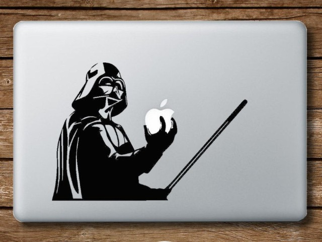 Apple Star Wars