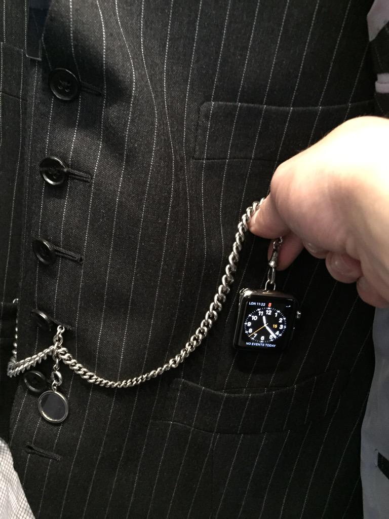 Pocket Apple Watch 2