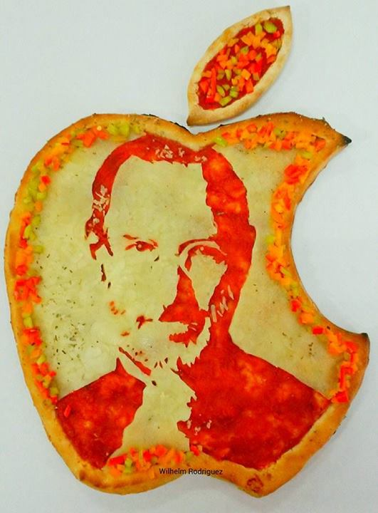 steve jobs pizza
