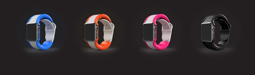 wipowerband - bateria dla Apple Watch 2
